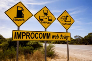 Web Design by Improcomm